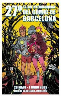 27 salón del cómic de Barcelona