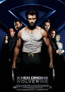 Poster X-men orígenes lobezno