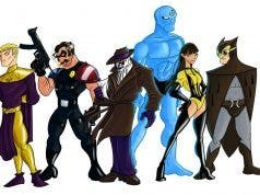 watchmen animated