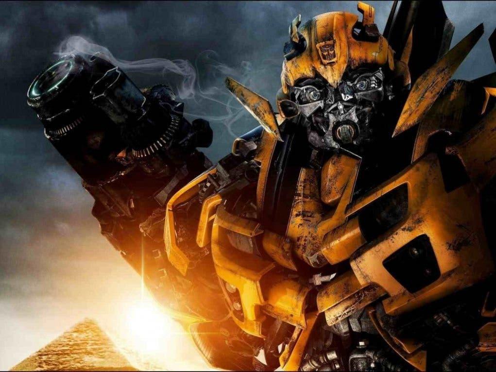 Bumblebee-en-transformers-la-venganza-de-los-caidos