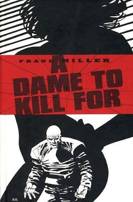 Portada de Sin City a dame to kill for