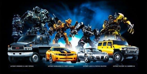 Transformers : La venganza de los caídos