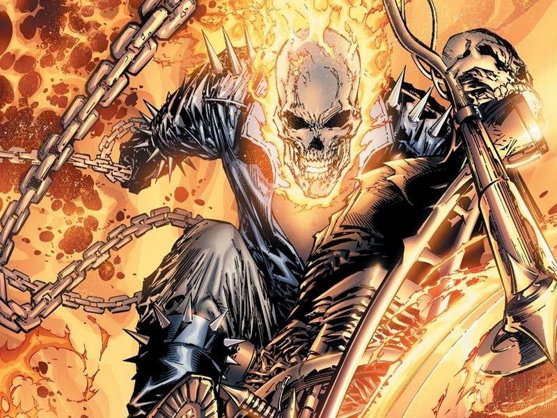 Mark Neveldine y Brian Taylor podrían dirigir Ghost Rider: Espíritu de Venganza