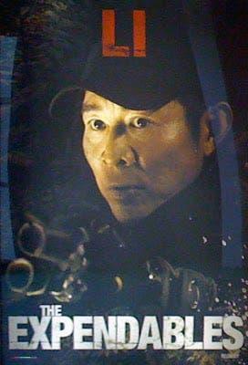 Los mercenarios Jet Li