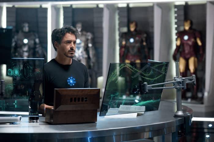 Primera imagen de Iron man 2
