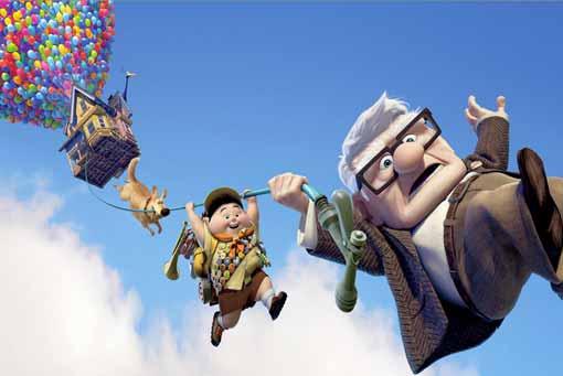 UP película de Pixar