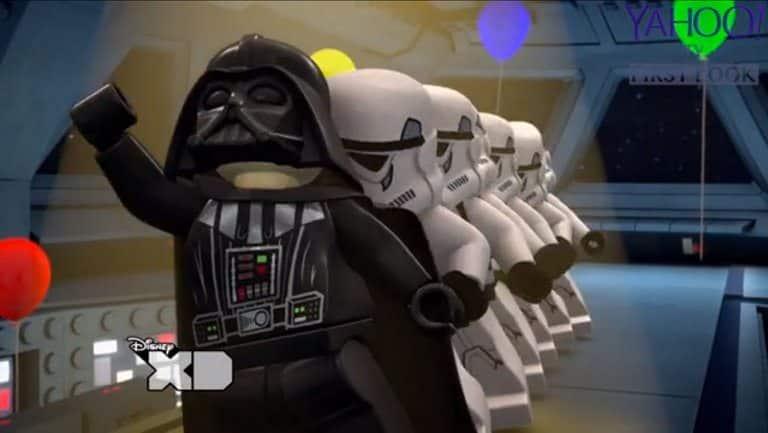Darth Vader Lego Star Wars