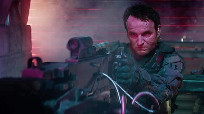 John Connor Terminator Genisys Jason Clarke