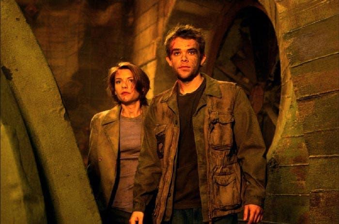 Nick Stahl en Terminator 3: La rebelión de las máquinas