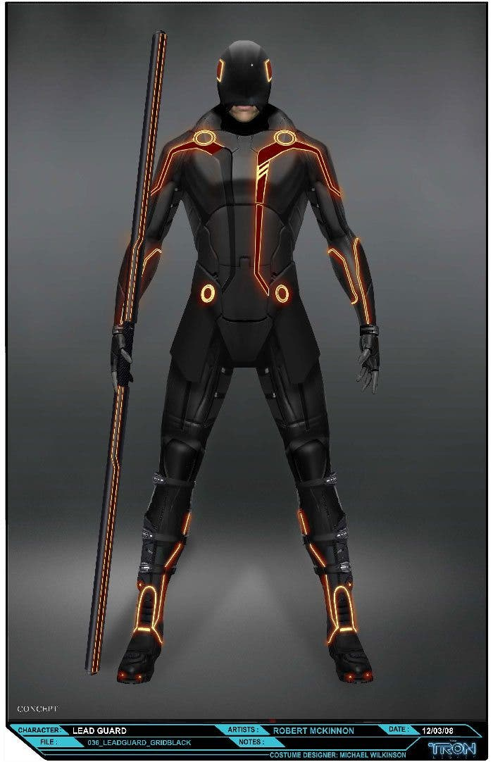Concept art Tron Legacy 16