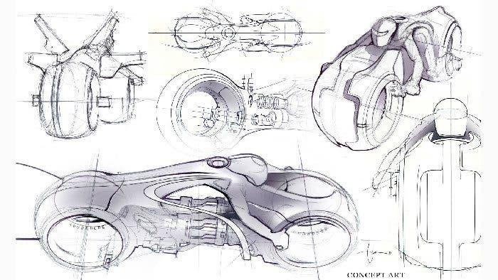 Concept art Tron Legacy 15