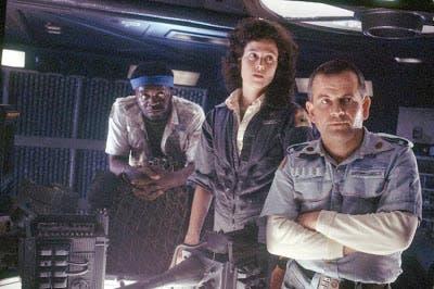 alien y el octavo pasajero de Ridley Scott