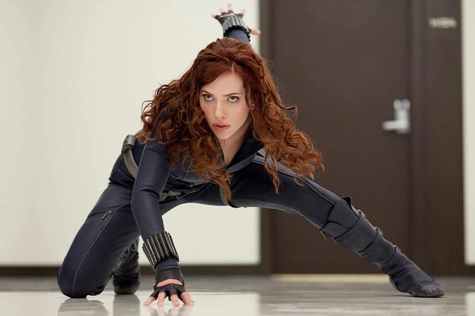 Viuda negra black widow iron man 2