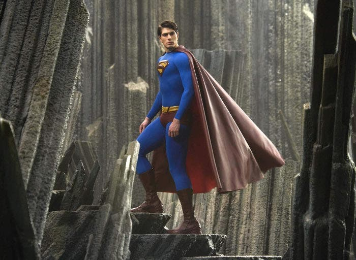 Brandon Routh Fotograma de Superman Returns