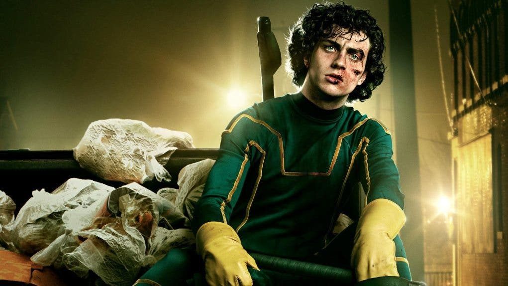 Kick-Ass: películas similares a Deadpool
