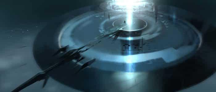 Concept art Tron Legacy 2