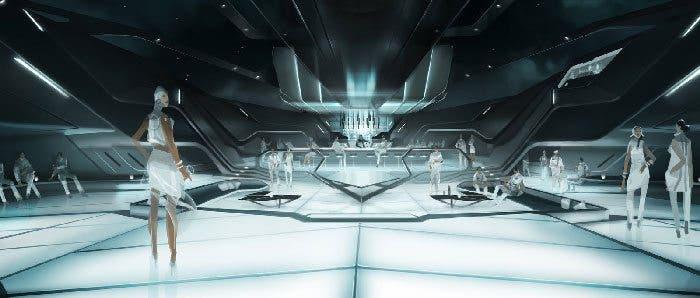 Concept art Tron Legacy 6