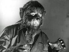 Paul Naschy El hombre lobo