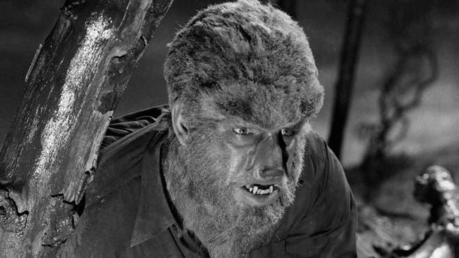 Lon Chaney el hombre lobo Aullidos