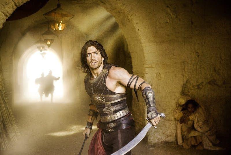 El Príncipe de Persia Las arenas del tiempo