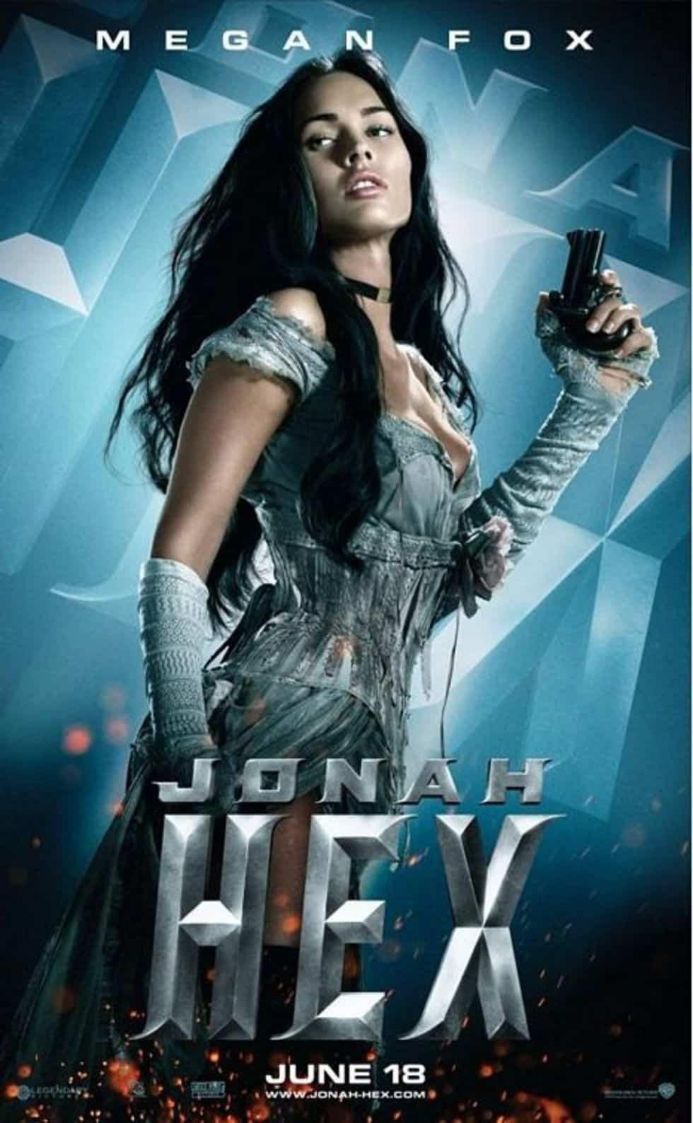 Jona hex poster
