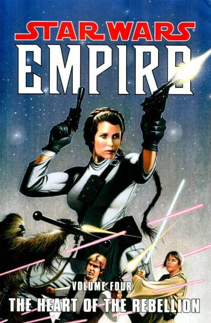 Star Wars Empire 4 Planeta Deagostini Comics