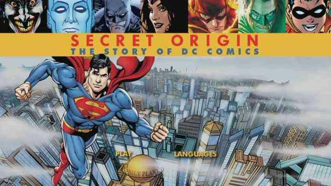 Origen secreto: La historia de DC Comics