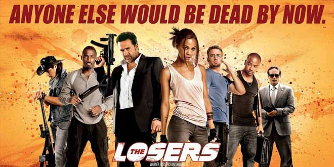 Los Perdedores The Losers