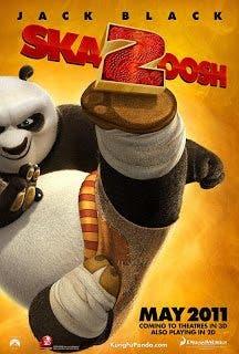 Dreamworks Kung fu panda 2