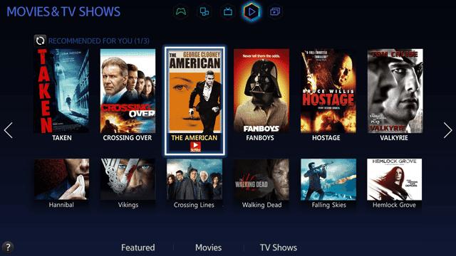Samsung Movies