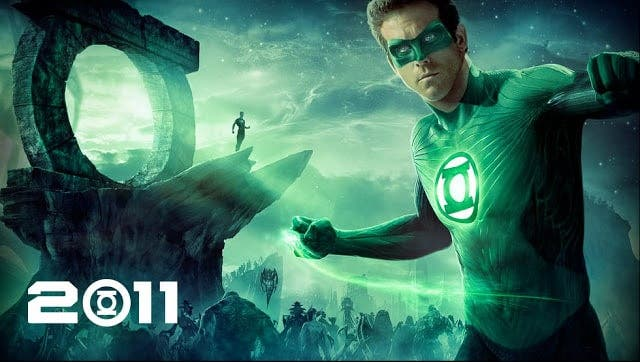 Linterna verde (green lantern) Box office
