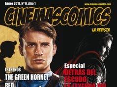 portada cinemascomics la revista 1