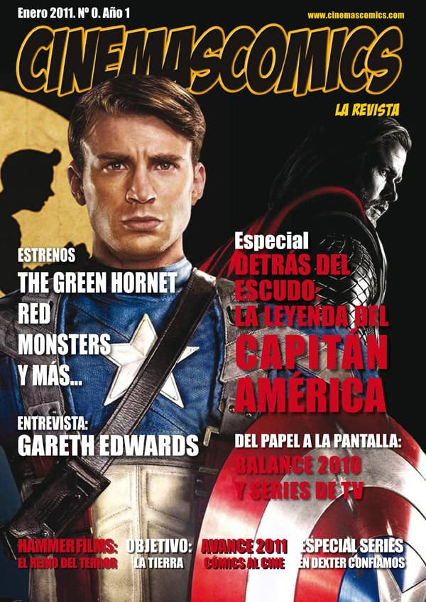 portada cinemascomics.com la revista 1