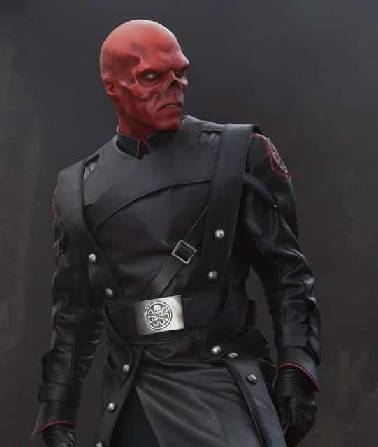 Cráneo rojo en Capitán América: El primer vengador