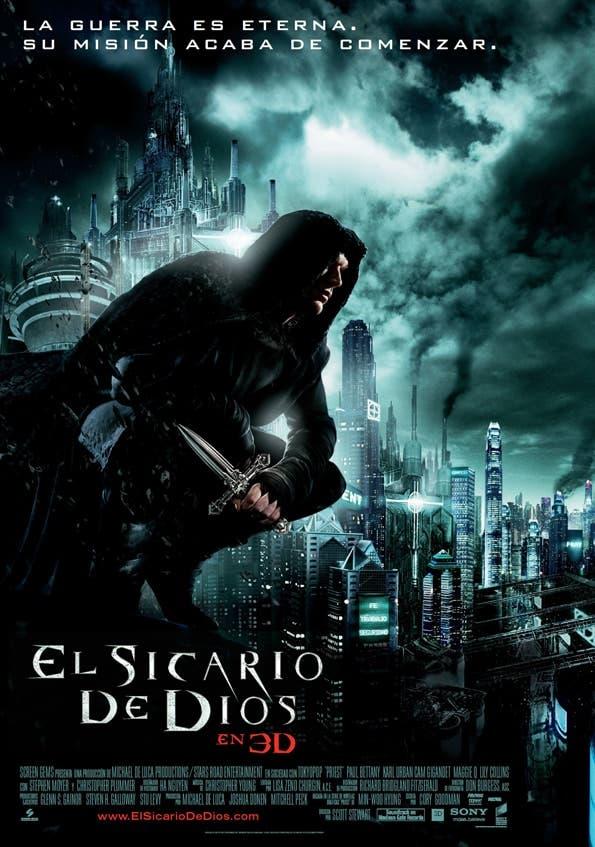 El Sicario de Dios (Priest) poster