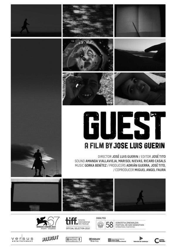 Guest de José Luis Guerín