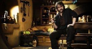 Peter Jackson en el rodaje de El-hobbit