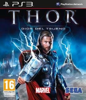 Portada Thor. Dios del Trueno