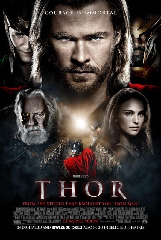 Thor Marvel Studios
