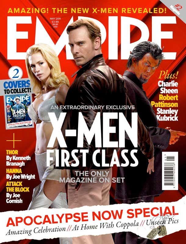 X-Men: Primera Generación - Empire