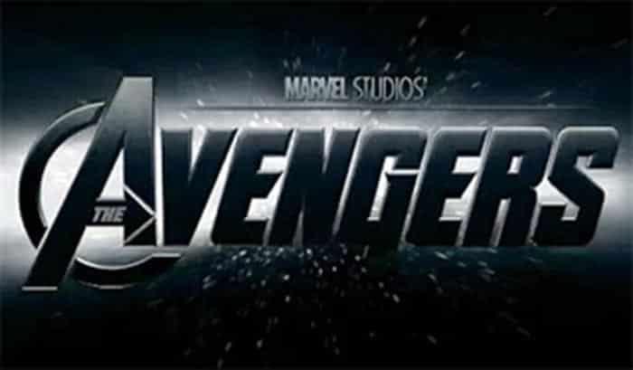 Logo de Los Vengadores (2012)