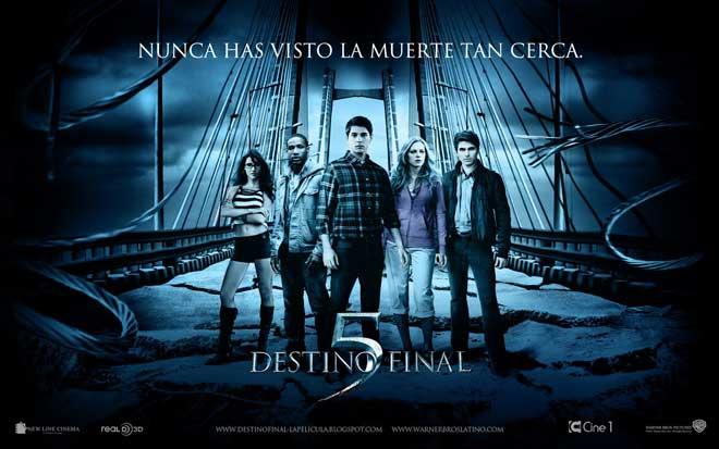Primer tráiler y póster de 'Destino Final 5' ('Final Destination 5')