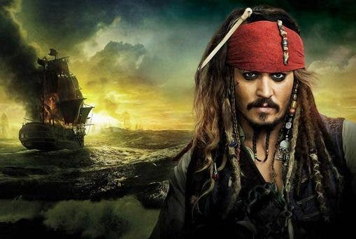 Piratas del Caribe. En mareas misteriosas (Pirates of the Caribbean: On Stranger Tide)