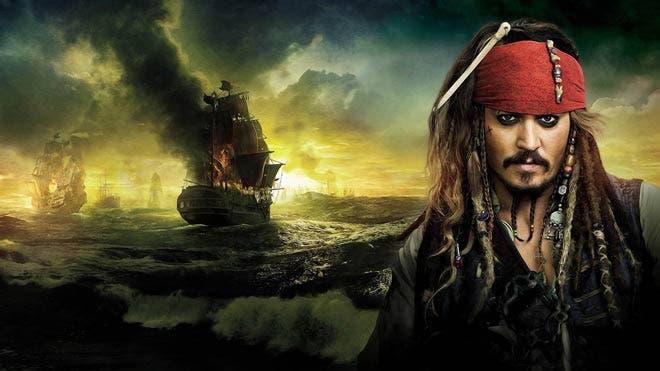 Piratas del Caribe: Mareas misteriosas