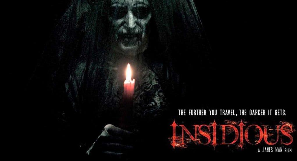Insidious | 7 películas de terror que estás obligado a ver en Netflix