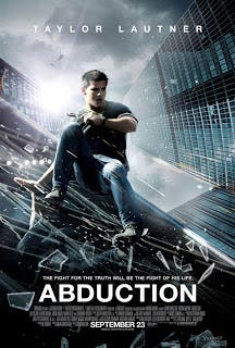 Póster de Sin Salida (Abduction)