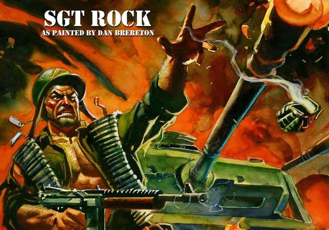 Sargento Rock