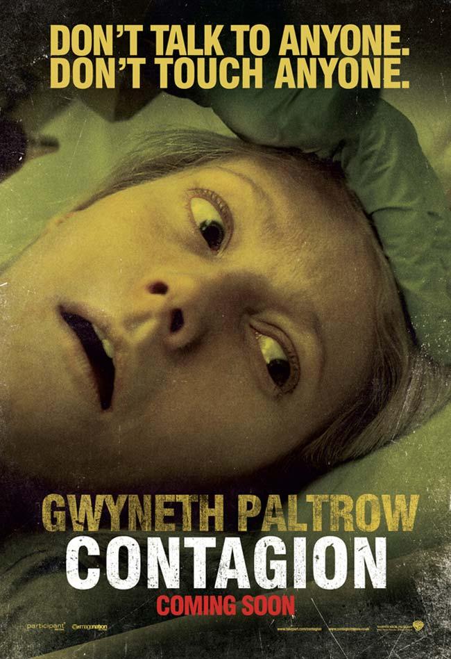 Gwyneth Paltrow Contagio