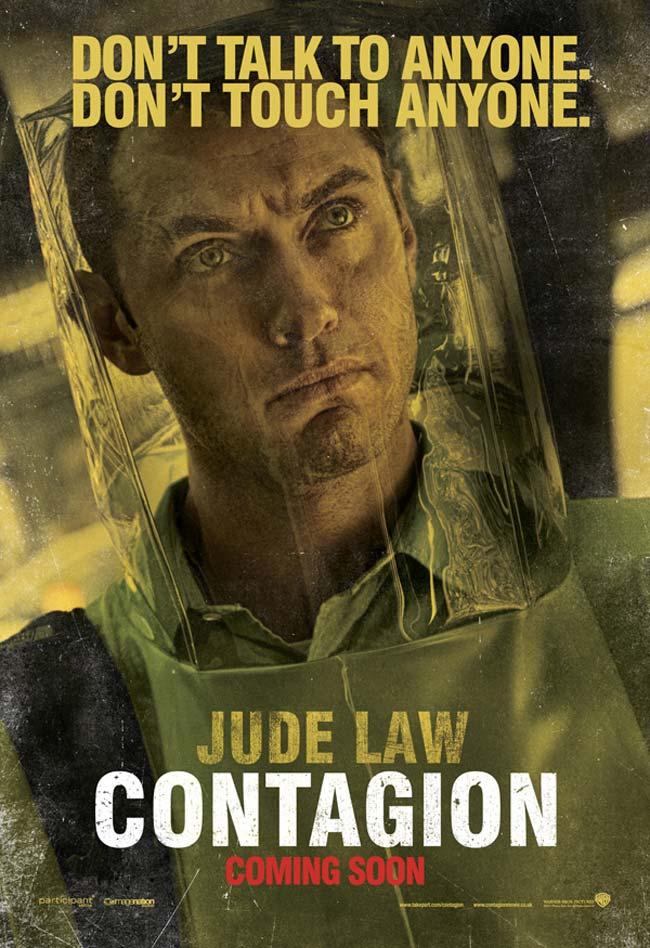 Jude Law Contagio