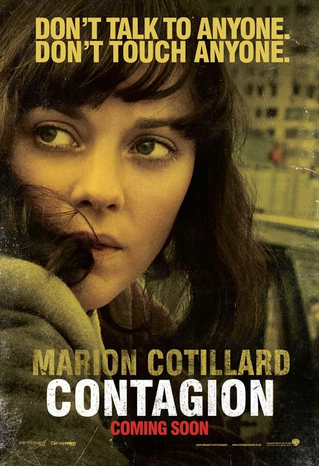 Marion Cotillard Contagio